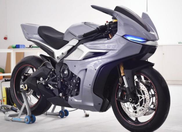 Kawasaki 3D Motor